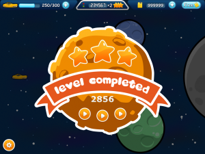 Gravity Game: Screenshot 2